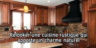 comment transformer une cuisine rustique en moderne transformer cuisine rustique cuisine moderne renovation de cuisine
