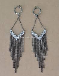 clip on chandelier earrings clip on chandelier earrings thejots net