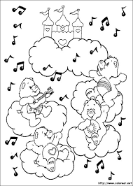 coloring pages care bears image download