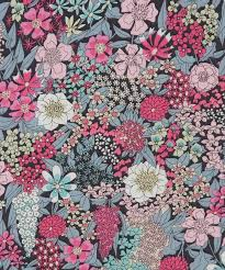 Flower Fabric Design 834 Best Pattern Floral Images On Pinterest Floral Patterns
