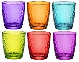 bicchieri colorati bormioli bormioli sorgente bicchieri vetri colorati 460ml 16oz