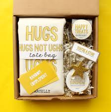 cheer up care package gift box thinking of you