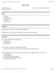 Free Resume Builder Online Printable by Free Printable Templates Free Printable Resume Template Builder