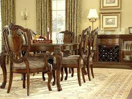 cheap dining room tables and chairs old world dining room sets art furniture old world dining set world