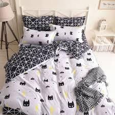 Best Quality Duvets Black Batman Mask Duvet Cover Bed Set Aliexpress Best Sellers
