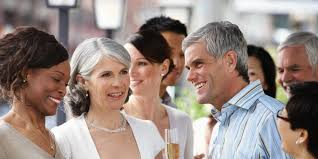 5 ways being older helps you cope at cocktail parties huffpost