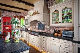 kitchen brick backsplash faux brick backsplash in kitchen large size of kitchen brick