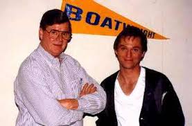 the waltons the two boys earl hamner and richard