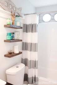 southern bathroom ideas nautical guest boys bathroom makeover reveal southern