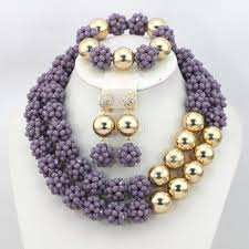 beaded ball necklace images 195 best bead making images african jewelry jpg