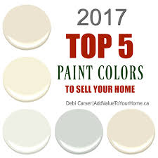best neutral paint colors 2017 2017 top 5 paint colors to sell your home add value to your home