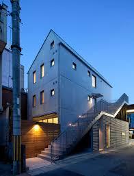 tofu architects h house