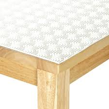 glass table top protector traditional glass table top protector dining protective covers on