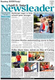 sartell st stephen newsleader sept 29 2017 by the newsleaders