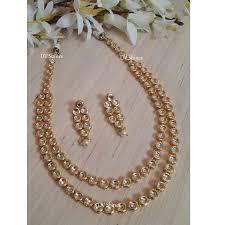 beautiful necklace online images Double kundan layer beautiful necklace set online kundan gif