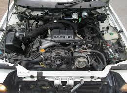subaru svx engine weird white wedge 1988 subaru xt6 4wd