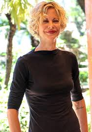meg ryan s new haircut 2013 what has happened to meg ryan s face fresh faced actress 51