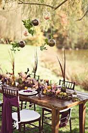 of boho chic wedding table settings to get inspired 28
