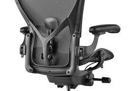 Classic Chair It U0027s Not The End Of An Aeron As Herman Miller Updates Its Classic