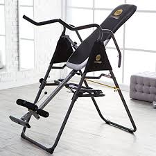 body power health and fitness inversion table body power abi1780 inversion table with core and back machine