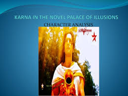 karna as in te novel