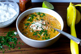 corn chowder with chile lime and cotija u2013 smitten kitchen