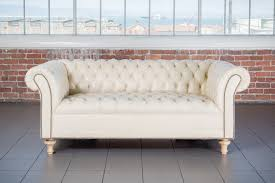 the camillo cream chesterfield sofa pieces by violet vintage
