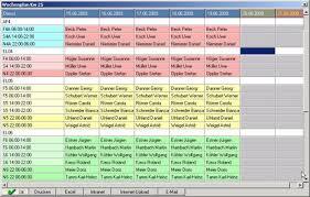 Lebenslauf Vorlage Excel Dienstplan In Excel Erstellen Eine Kurzanleitung Chip