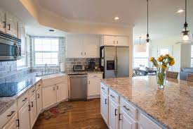 photos of painted cabinets painting kitchen cabinets white denver paint contractor