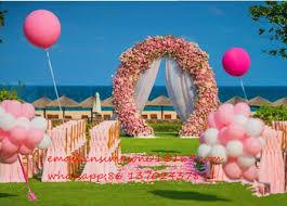 wedding flowers decoration wedding flower arch decor wedding stage flower decoration view