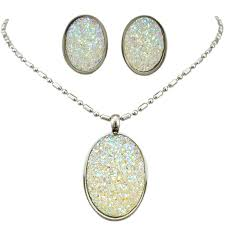 aliexpress buy gokadima 2017 new arrivals jewellery gokadima gold color stainless steel jewelry set white oval big
