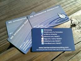 Social Network Business Card 5 Ways To Make Your Business Card Stand Out