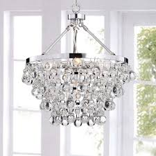Robert Abbey Bling Chandelier Indoor 5 Light Luxury Crystal Chandelier Free Shipping Today