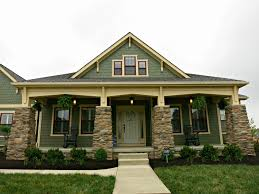 craftsman home plans modern craftsman house plans bungalow modern house plan