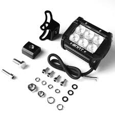 Led Light Bar For Boats by Annt Annt 4inch 18w Cree Led Light Bar Work Flood Lamp Offroad