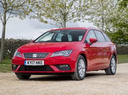 wheels alive u2013 seat leon st estate u2013 road test