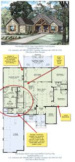 large one house plans one ranch large rooms open floor plan breakfast bar walk