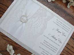 glitter wedding invitations lace wedding invitations glitter wedding invitations