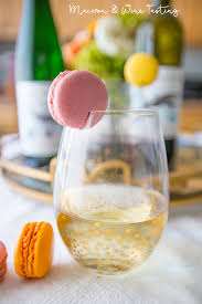 macarons and wine tasting party wine parties and wine parties