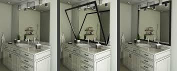 bathroom mirror framing framed bathroom mirrors mirrors for multi