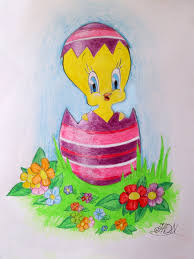 easter tweety wallpaper wallpapersafari