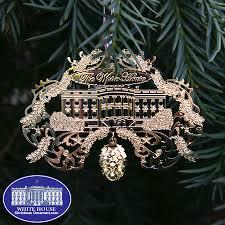the 2011 white house commemorative ornament