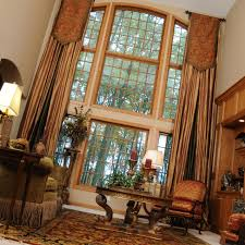 elegant custom window treatments by 11528 homedessign com