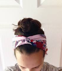 floral headband floral headband liberty of london bows wraps for women aftcra