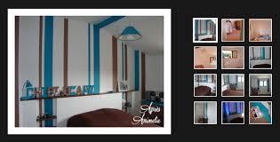 chambre marron et turquoise chambre turquoise et marron maison design bahbe com