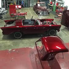 1955 t bird bird ayala custom restoration custom car