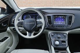 chrysler steering wheel review 2015 chrysler 200c awd canadian auto review