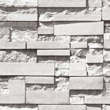 stereoscopic 3d film imitation brick wall pattern wallpaper