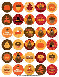 thanksgiving stickers i realized after yesterday s post i hadn t actually shown my