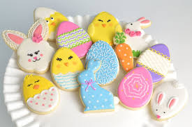 easter cookies easter cookies with haniela saturday march 24th 10 am 12 30 pm